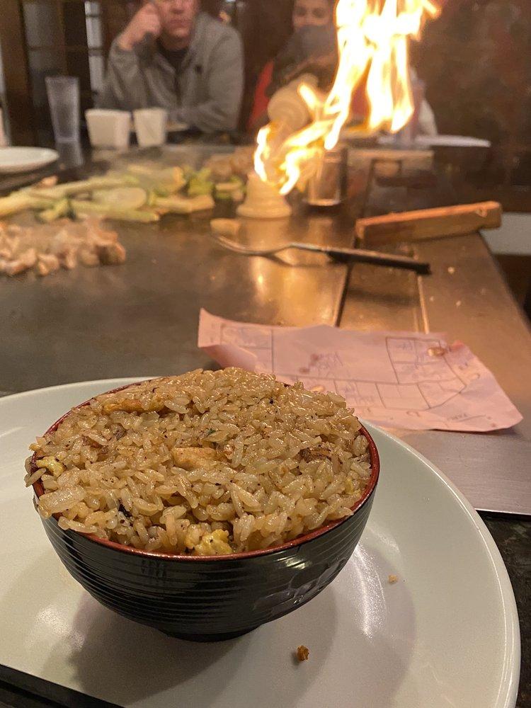 Kobe Teppanyaki: 6024 S 1550th E, South Ogden, UT