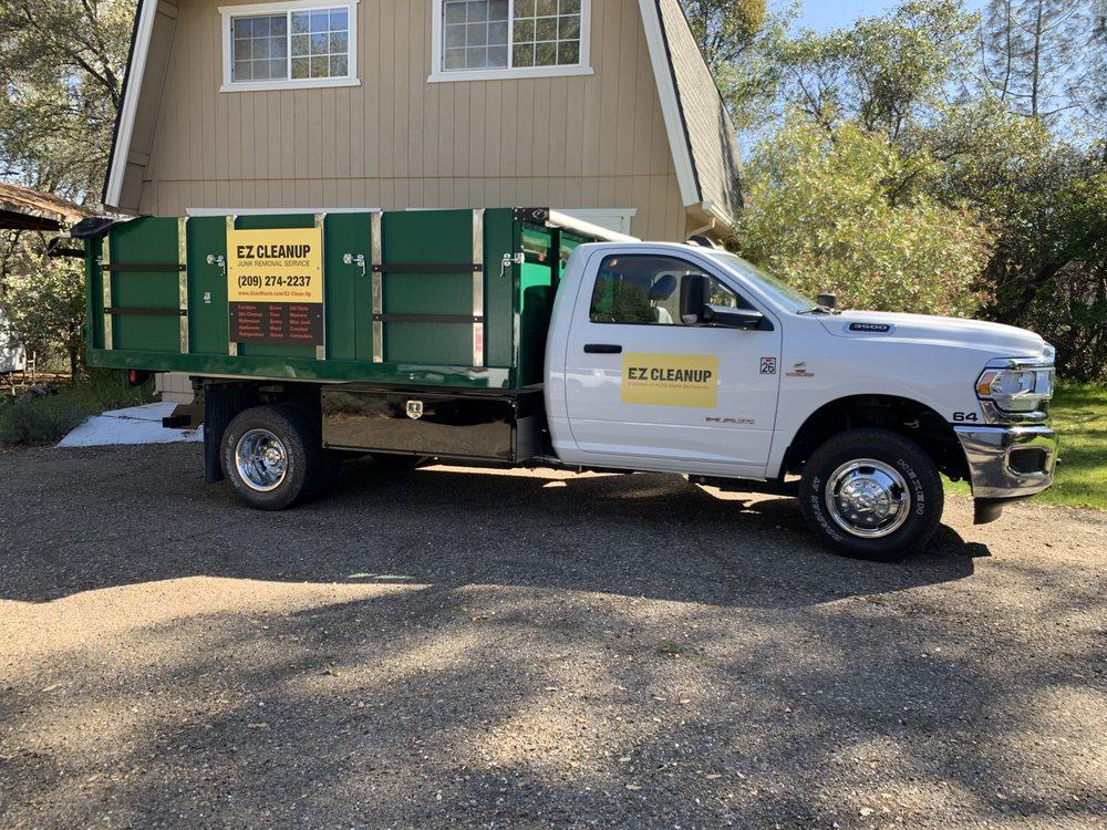 EZ Cleanup Service: 6500 Buena Vista Rd, Ione, CA
