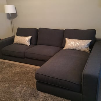 Photo Of Interior Define   Chicago, IL, United States. Performance Felt  Ainsley Sofa
