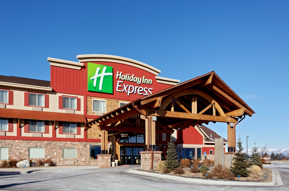 Holiday Inn Express & Suites Kalispell: 275 Treeline Rd, Kalispell, MT
