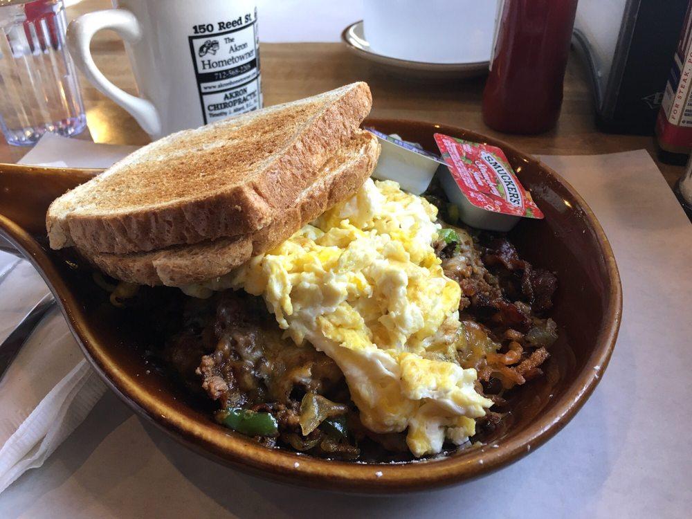 Akron Jos Cafe: 150 Reed St, Akron, IA
