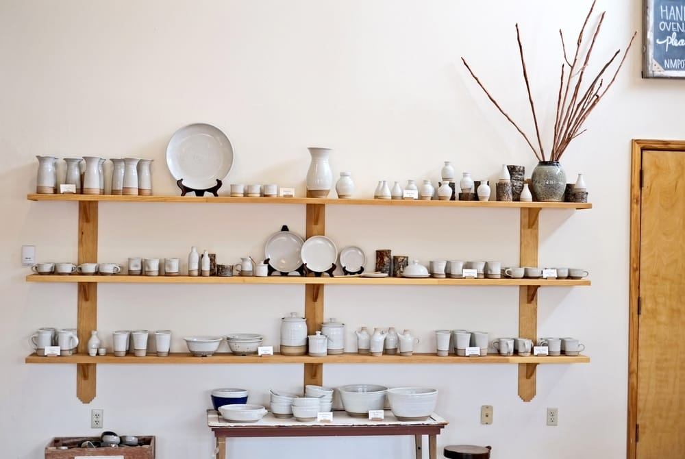 Hanselmann Pottery: 4908 Corrales Rd, Corrales, NM