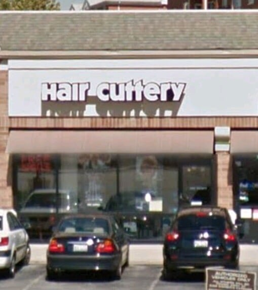 Hair Cuttery Shoppe / Storefront In Wheeling