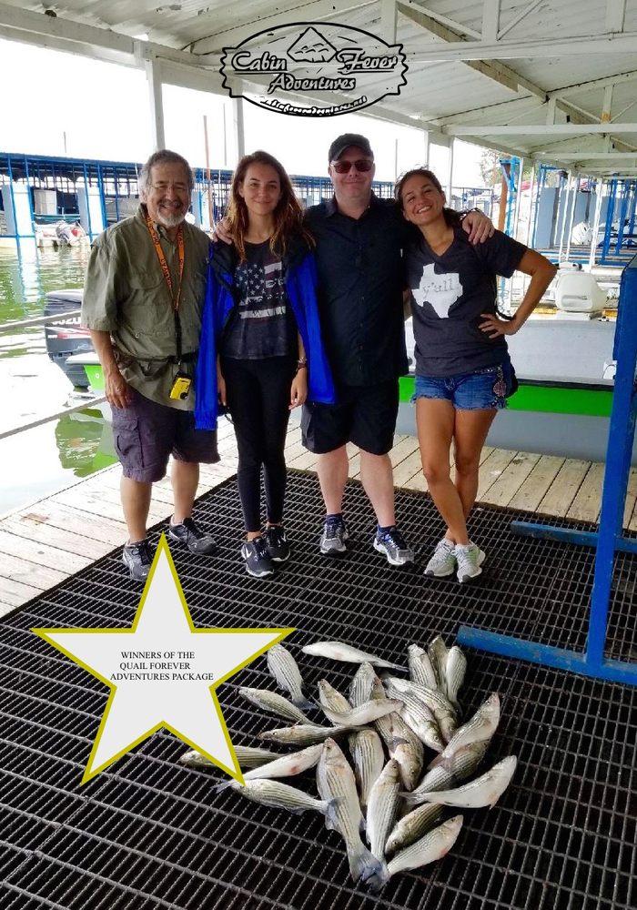 Cabin Fever Adventures: 8985 Texoma Park Rd, Kingston, OK