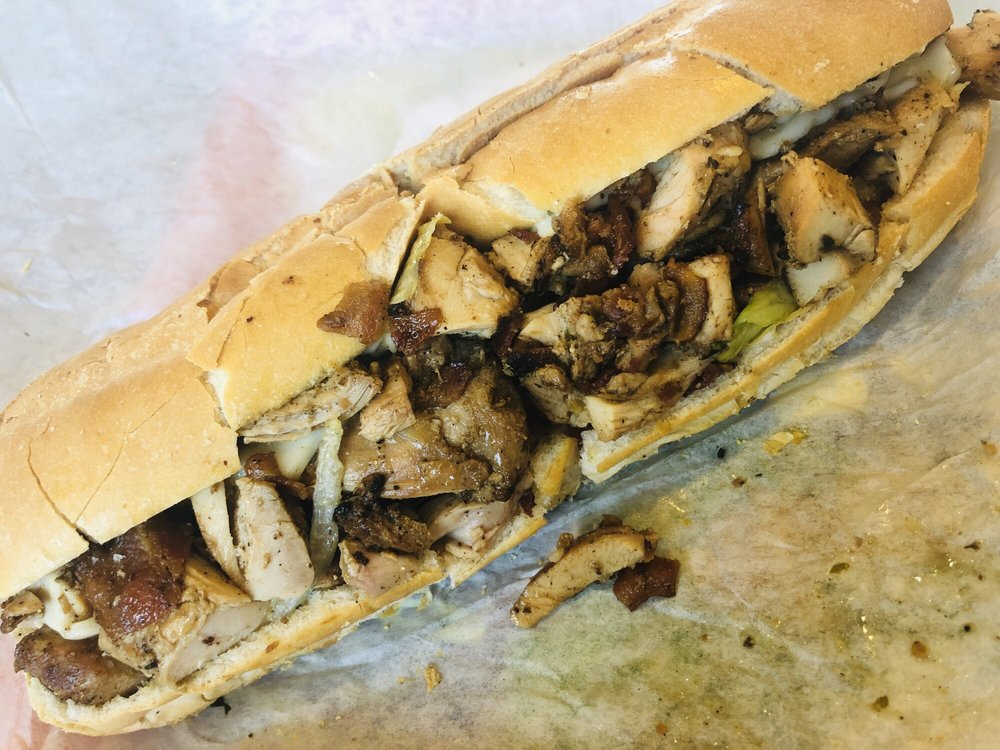 Seminole Subs & Gyros: 11775 Seminole Blvd, Largo, FL