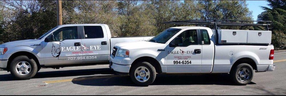 Eagle Eye Termite Control: 11455 Clayton Creek Rd, Lower Lake, CA