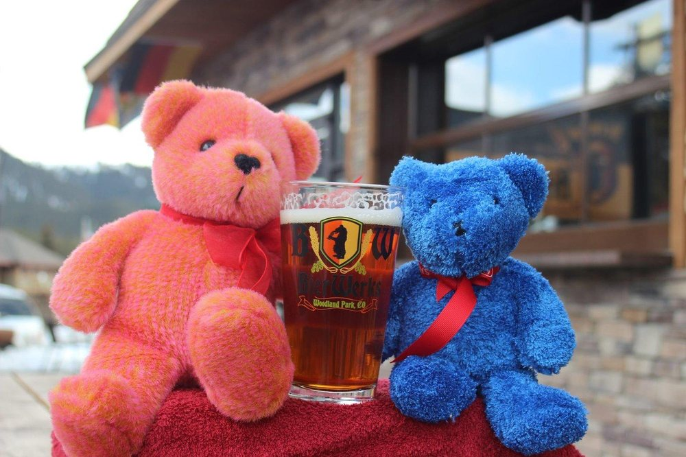BierWerks Brewery: 121 E Midland Ave, Woodland Park, CO