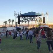 Summer Concert Photo Of Sunset Station Outdoor Amphitheater Henderson Nv United States You Could