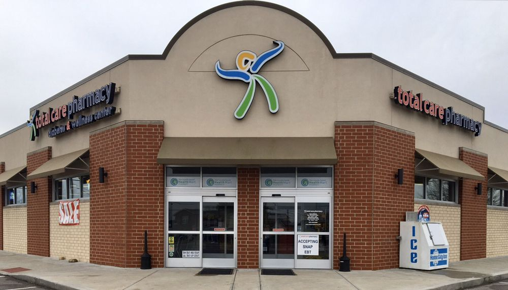 Total Care Pharmacy: 700 Violet Rd, Crittenden, KY