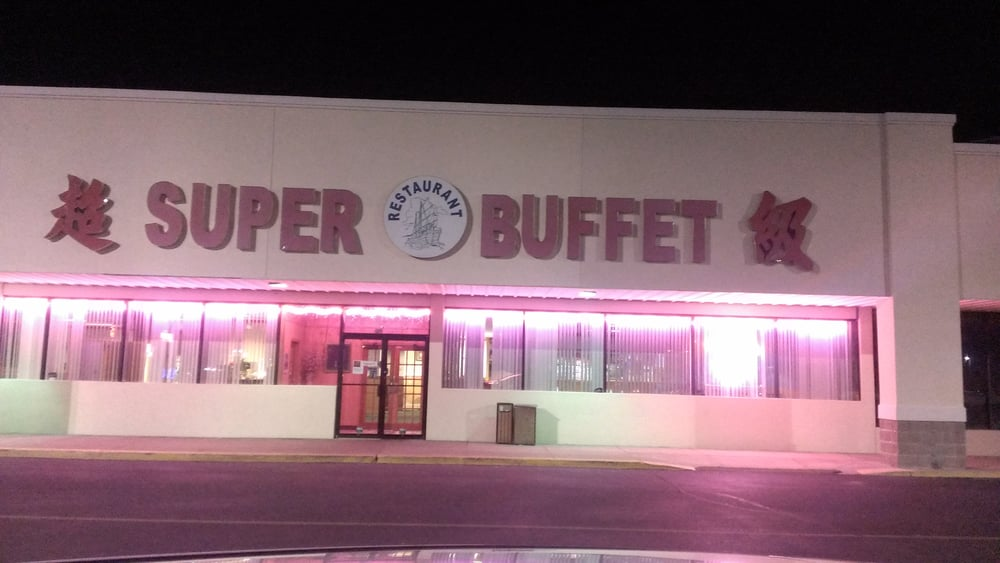 Super Buffet: 1956 Pipestone Rd, Benton Harbor, MI