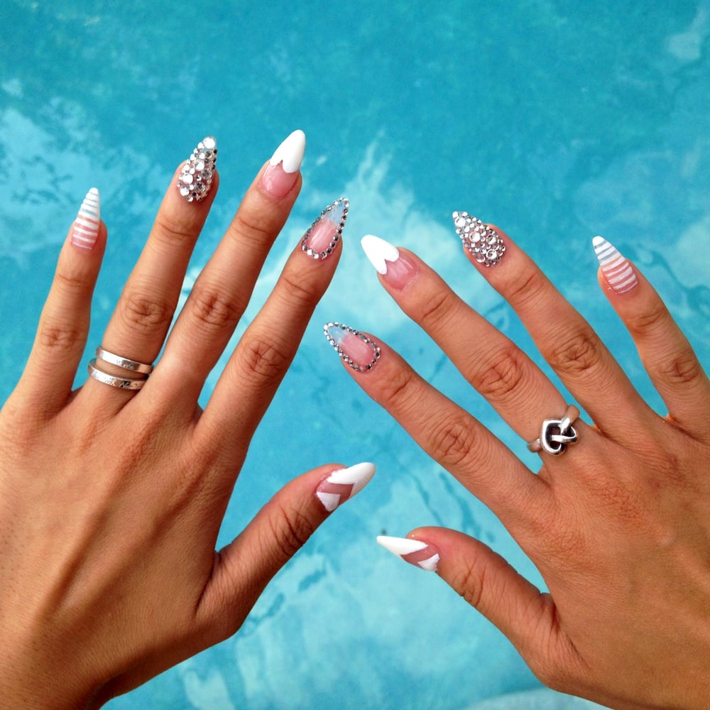 Fancy Nails - Nail Salons - 129 N Friendswood Dr, South Belt ...