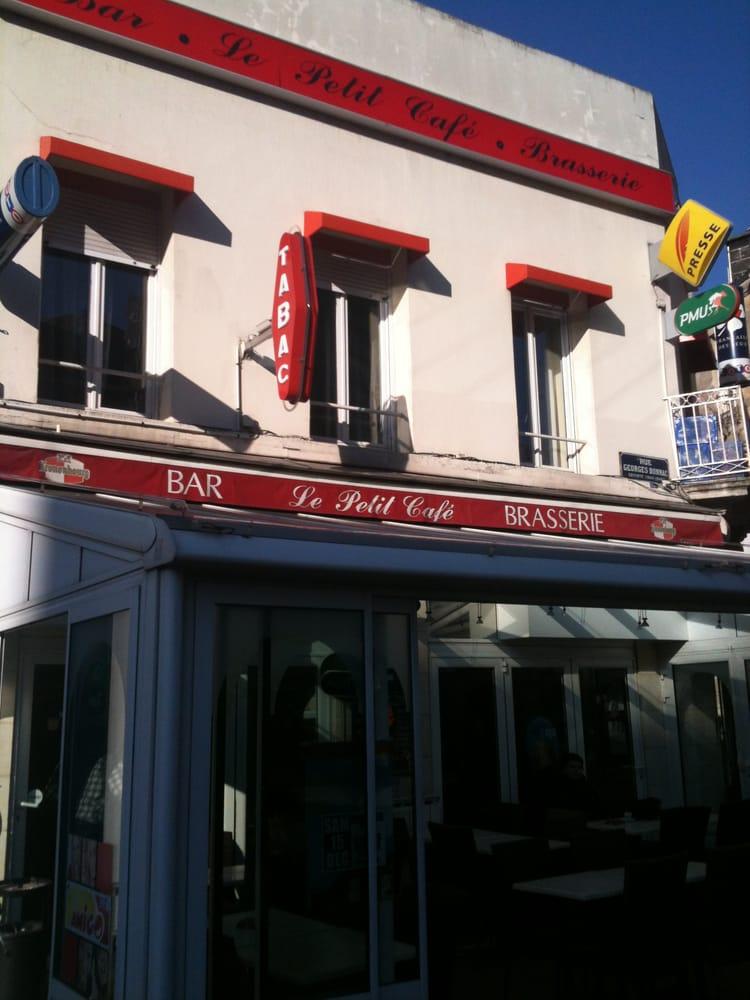 Le petit caf cafes 105 rue georges bonnac saint for Petit restaurant