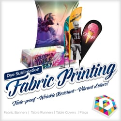photo of same day printing las vegas nv united states fabric printing - Same Day Business Cards Las Vegas