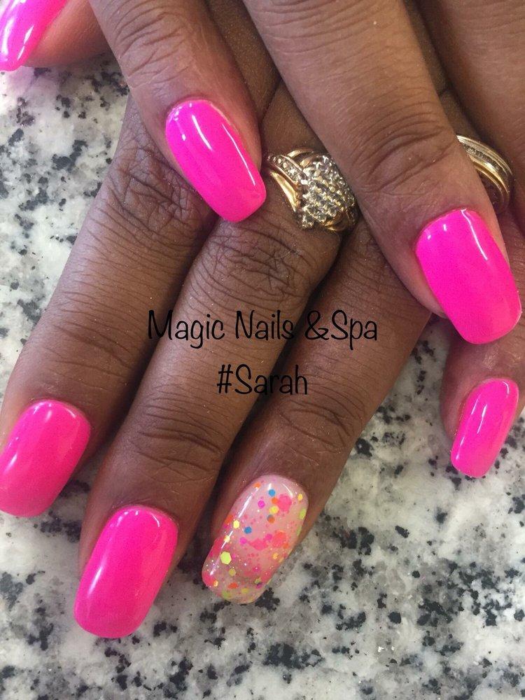 Magic Nail & Spa - 21 Photos - Nail Salons - 516 Foxon Blvd, New ...