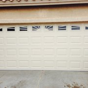 RV Garage Photo Of Door Pros   Surprise, AZ, United States. Short Panel  Garage Door ...