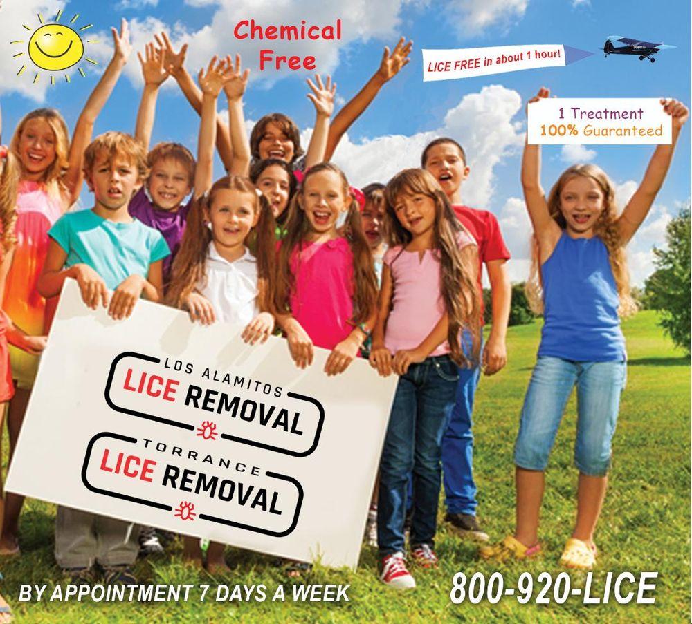 Los Alamitos Lice Removal