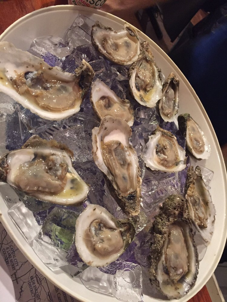 Oyster Bar Columbia: 1123 Park St, Columbia, SC