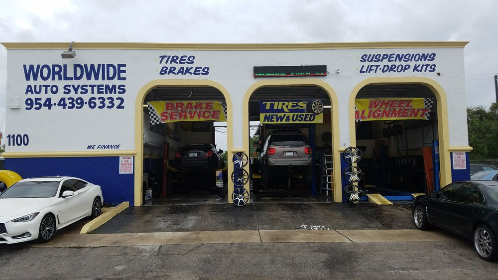 Worldwide Auto Systems - 106 Photos - Tires - 1100 North State Road ...