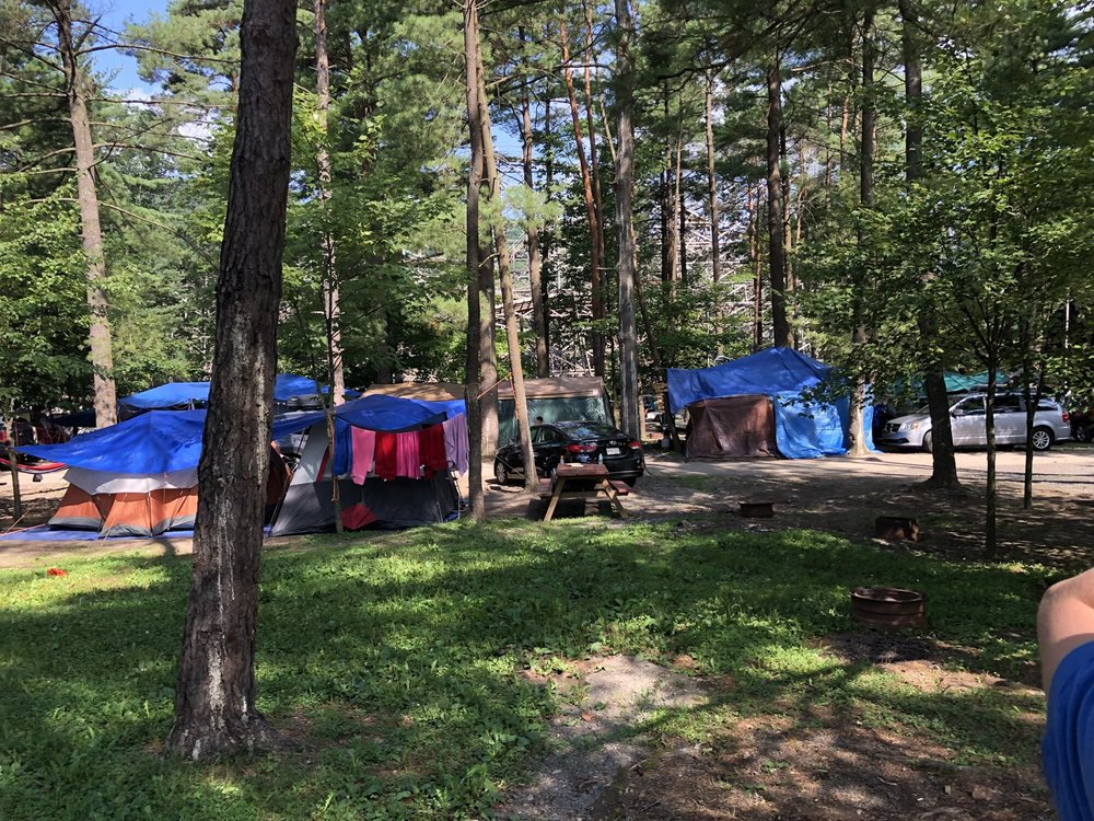 Knoebels Grove Campground: Campground Rd, Elysburg, PA