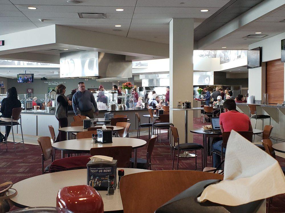 Texas A&M University Bright Football Complex: 12 John David Crow Blvd, College Station, TX