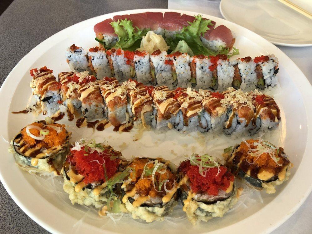 Panasian Chinese & Japanese Restaurant: 766 Putney Rd, Brattleboro, VT