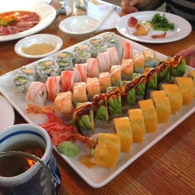 Bao asian fusion sushi bar order food online 52 for Asian fusion cuisine and sushi bar