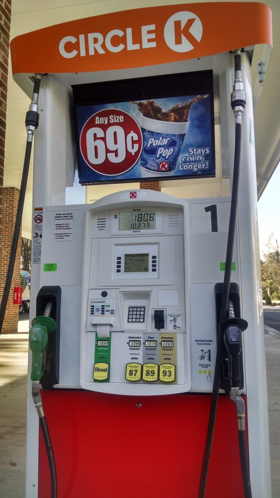 Air Pump Near Me >> Circle K - Gas Stations - 1195 Bees Ferry Rd, West Ashley, Johns Island, SC - Yelp