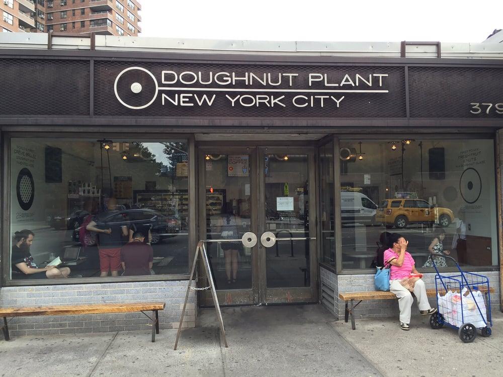 Social Spots from Doughnut Plant