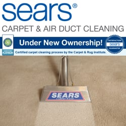 Photo Of Sears Carpet Cleaning And Air Duct Cleaning   San Jose, CA, ...