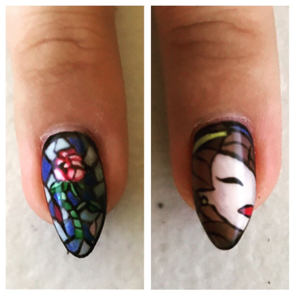 Mermaid Nail Art - 66 Photos & 10 Reviews - Nail Technicians - 12121 ...