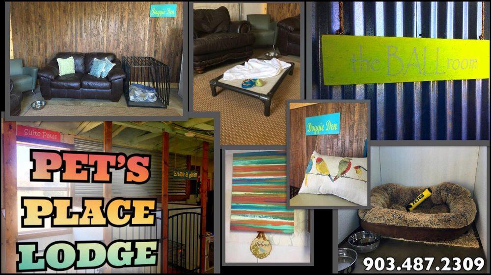 Pet's Place Lodge: 5920 Texoma Pkwy, Sherman, TX