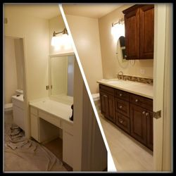 Photo Of Interior Reflections   Simi Valley, CA, United States. Before U0026  After. Before U0026 After Bathroom Remodel