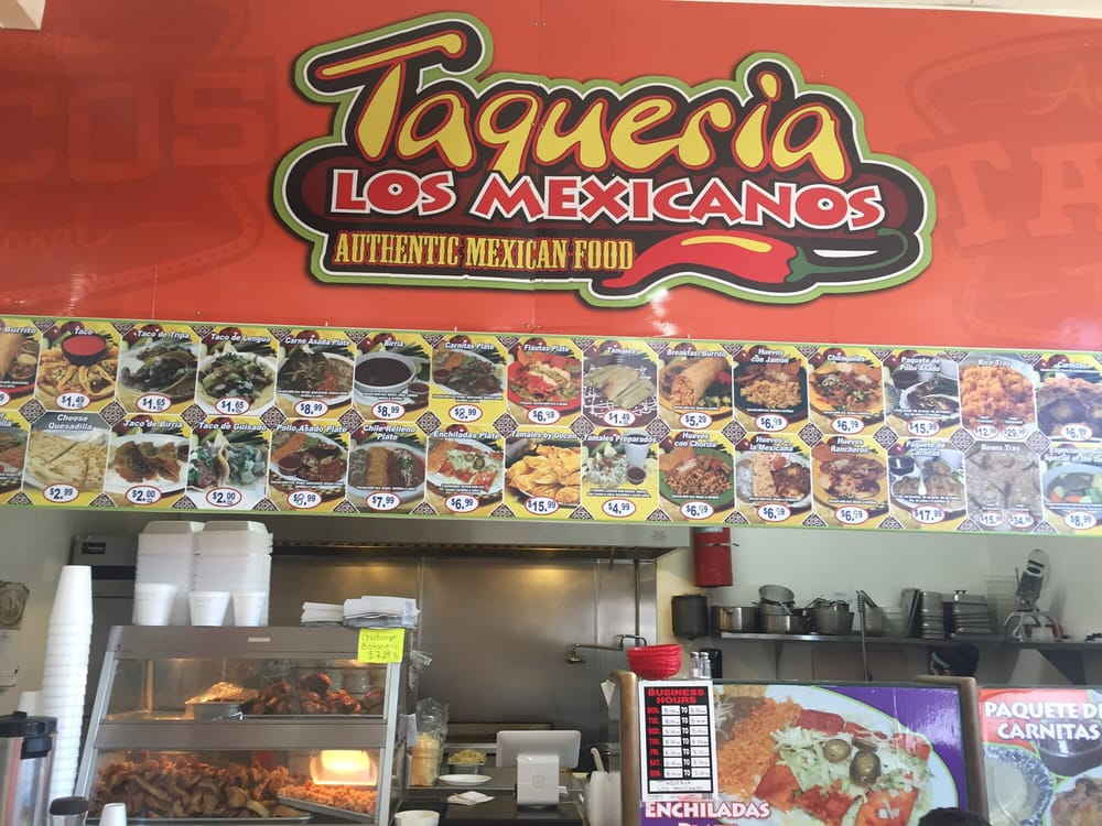 Mexican Food In Antioch