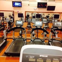 Martinez physical fitness center