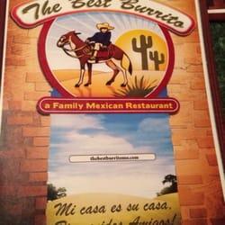 Best burrito harrisonville