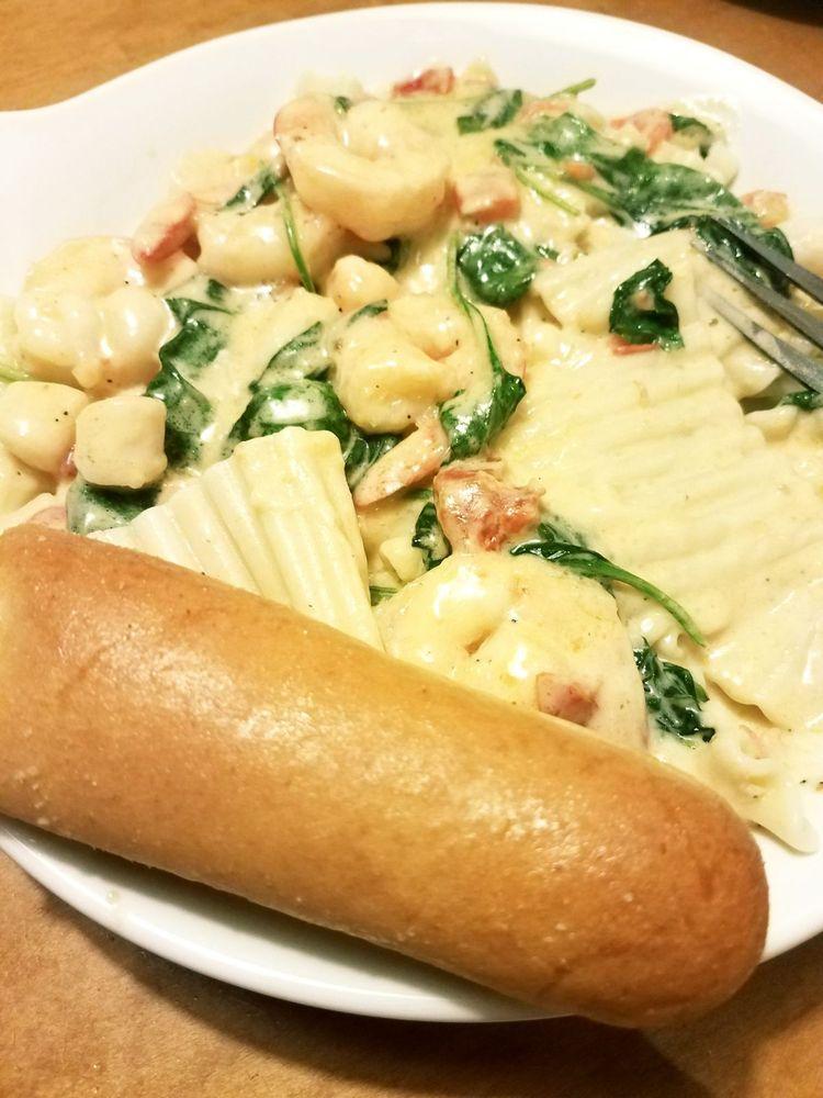 Seafood Lasagna Saute Yelp