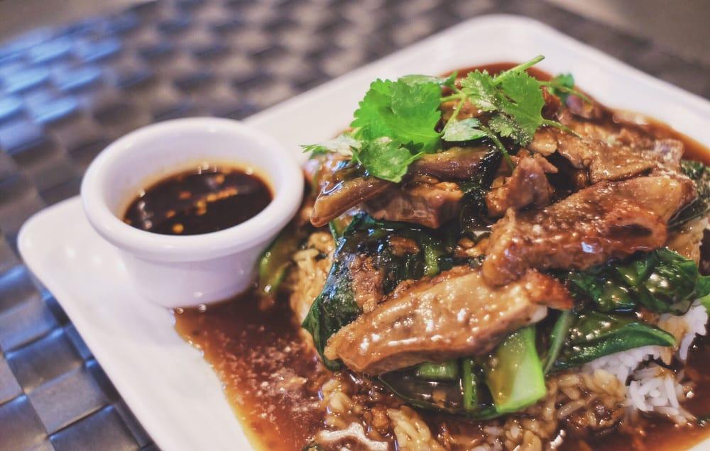 roased duck on rice yelp
