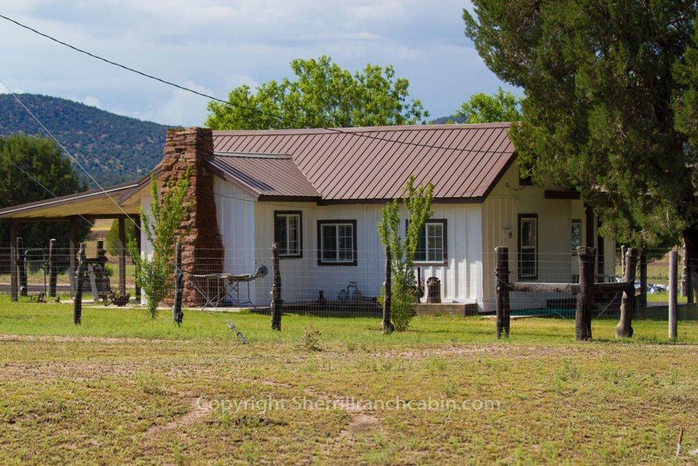 Sherrill Ranch Cabin: 46373 SR 288, Young, AZ