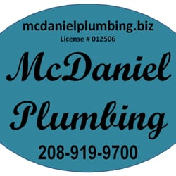 Photo Of Mcdaniel Plumbing Boise Id United States