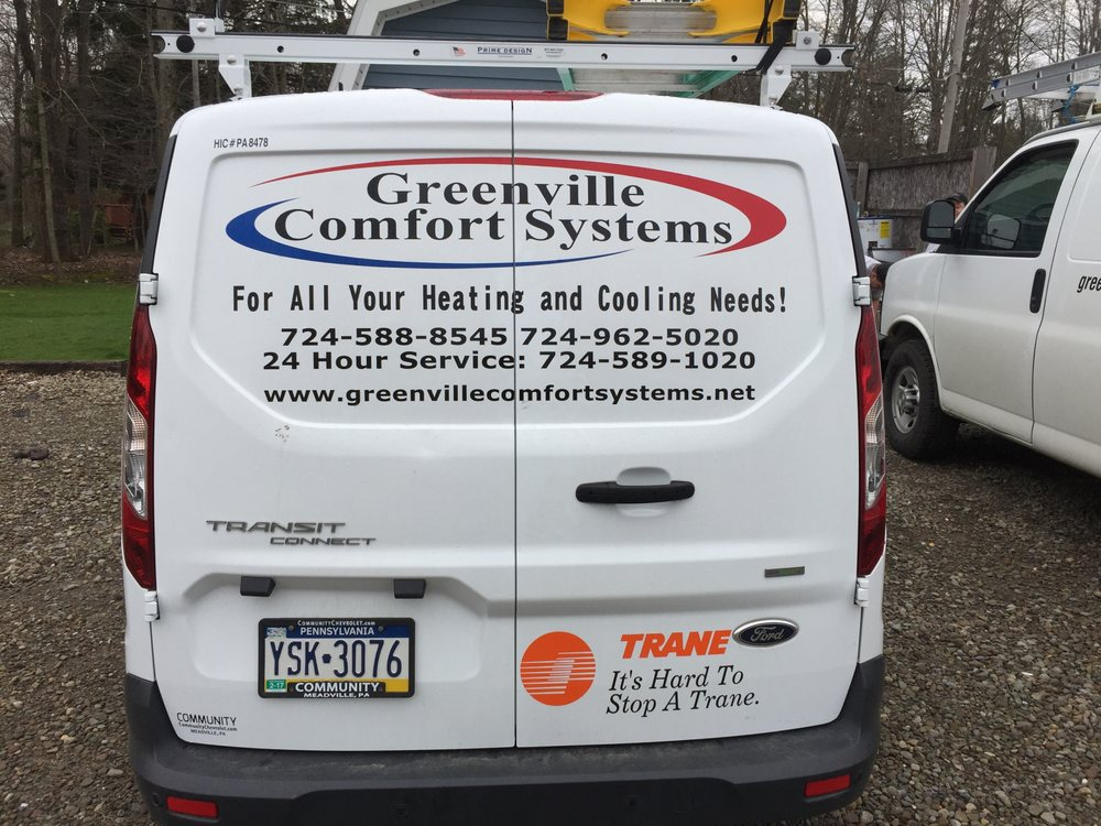 Greenville Comfort Systems: 19 Conneaut Lake Rd, Greenville, PA