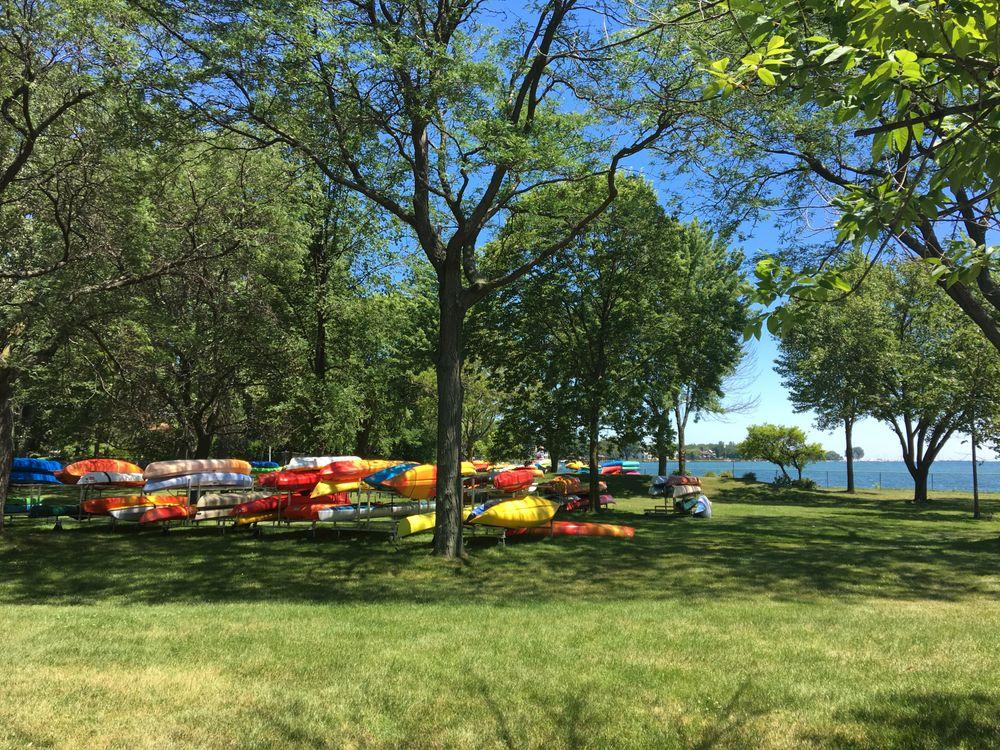 Matthew C Patterson Park: 16096 Essex Ave, Grosse Pointe Park, MI