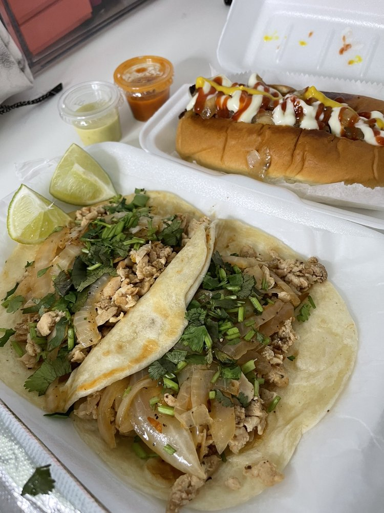 Tacos Los Perez: 4165 Fm 521 Rd, Fresno, TX