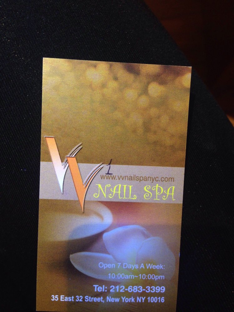 VV Nail Spa
