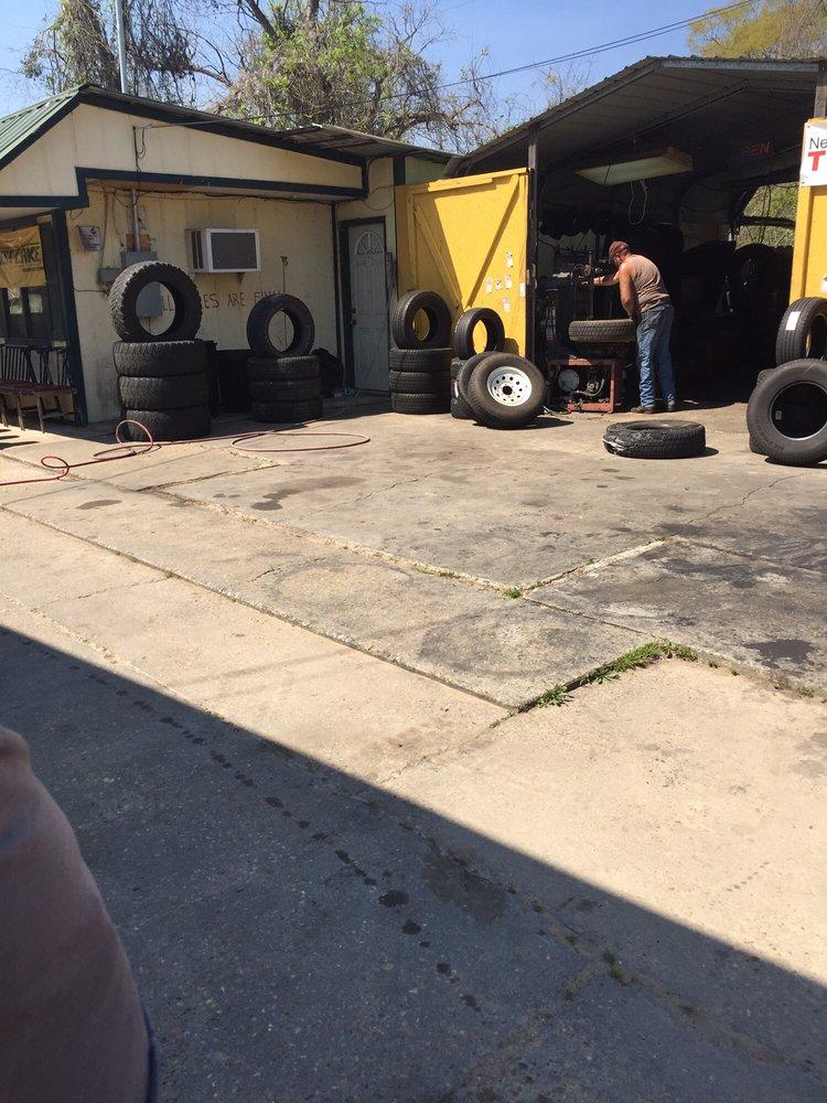 Cooksey Tire Service: 104 Hulon St, Ellisville, MS