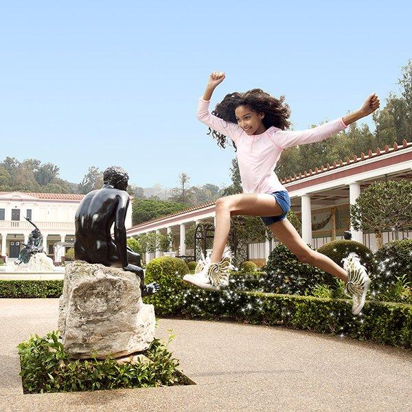 The Getty Villa: 17985 Pacific Coast Hwy, Pacific Palisades, CA