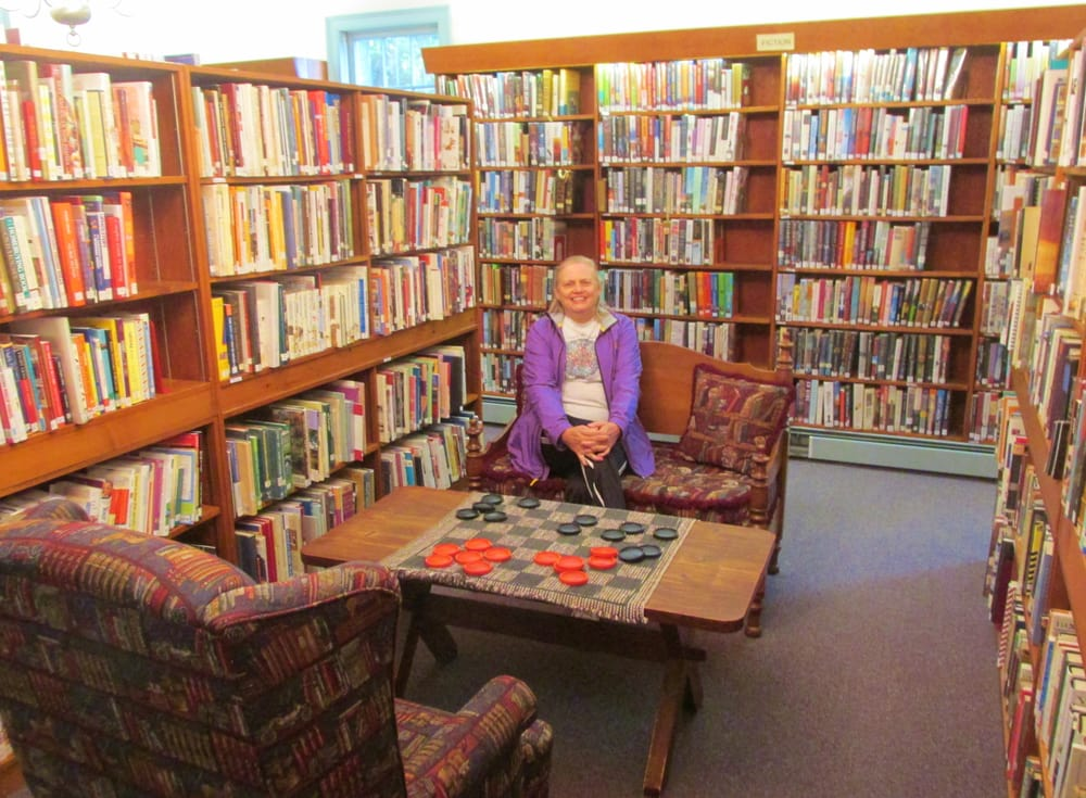 Foster Public Library: 184 Howard Hill Rd, Foster, RI