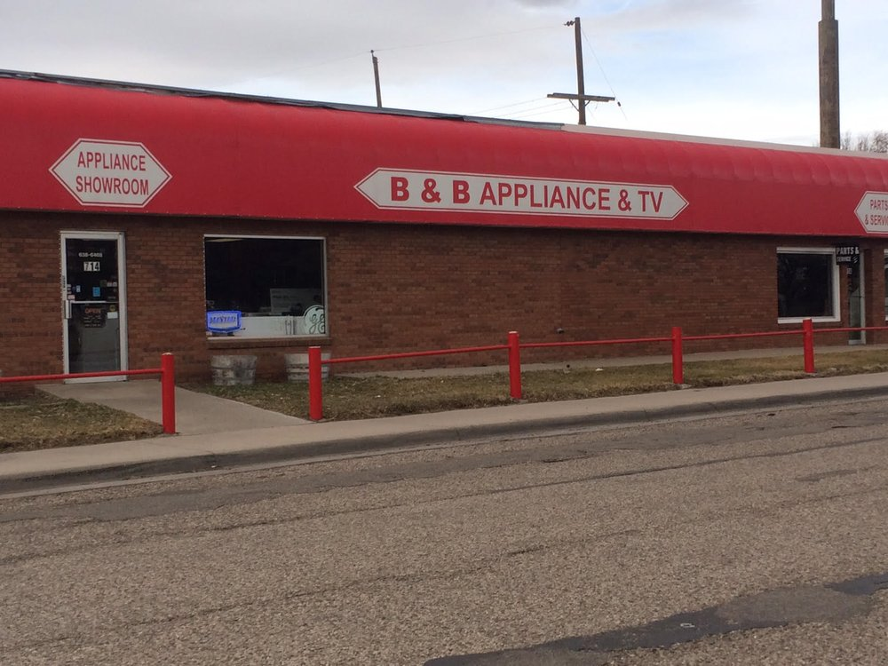 B & B Appliance & TV: 714 Central Ave, Cheyenne, WY