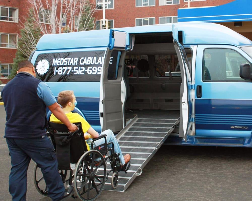 Medstar Transportation: 1101 N 16th Ave, Yakima, WA