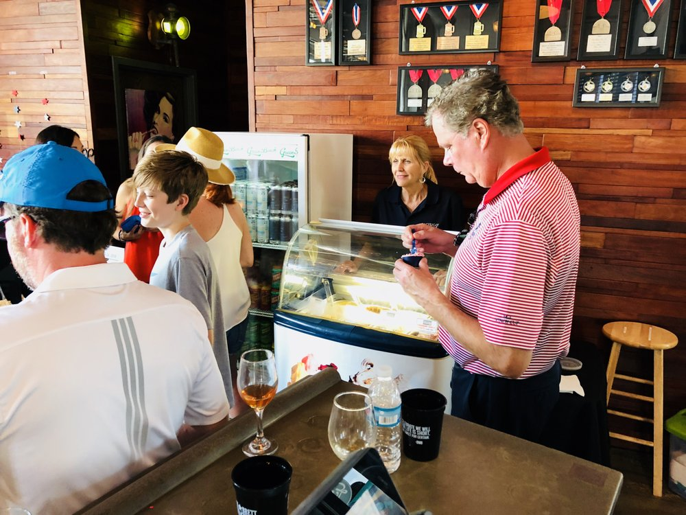 Paciugo Gelato Caffe - Saint Petersburg: 300 Beach Dr, Saint Petersburg, FL