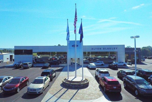 Alton Blakley Ford >> Alton Blakley Ford Service Center 2130 S Highway 27 Somerset Ky